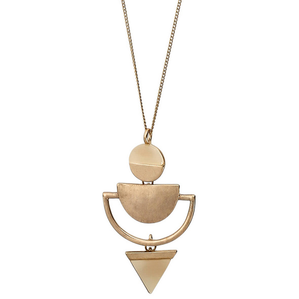 Kette - Geometrical Treasure
