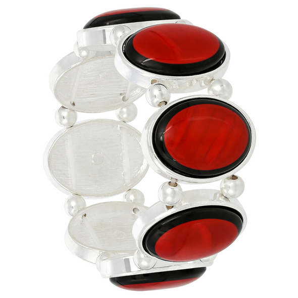 Armband - Glamorous Red