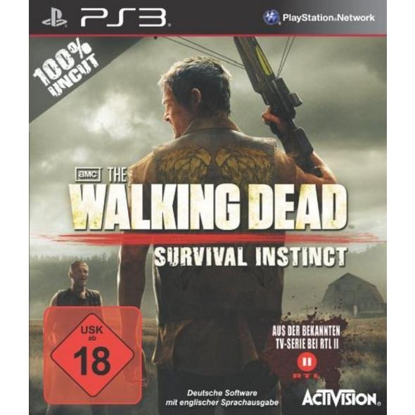 The Walking Dead: Survival Instincts (100% UNCUT)
