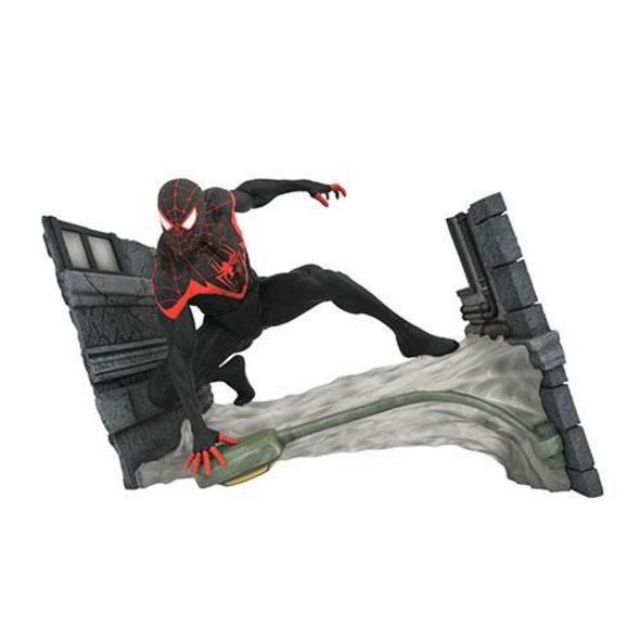 Marvel Spider-Man - Statue Miles Morales
