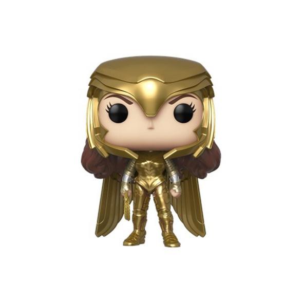 Wonderwoman - POP!-Vinyl Figur Wonderwoman Goldene Rüstung