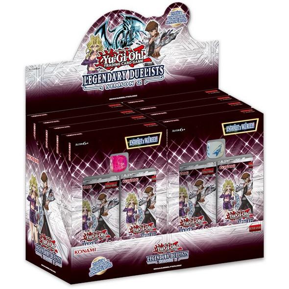 Yu-Gi-Oh! Trading Card Game: Legendary Duelists Season 1