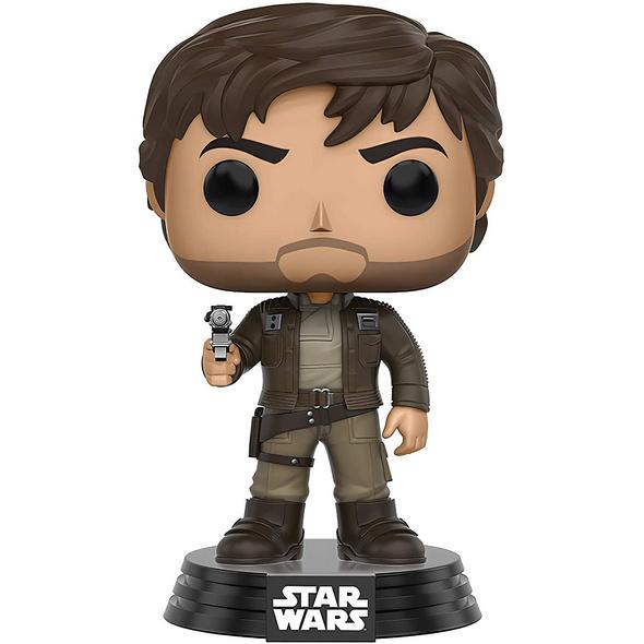 Star Wars Rogue One - POP! Vinyl-Figur Hauptmann Cassian Jeron Andor