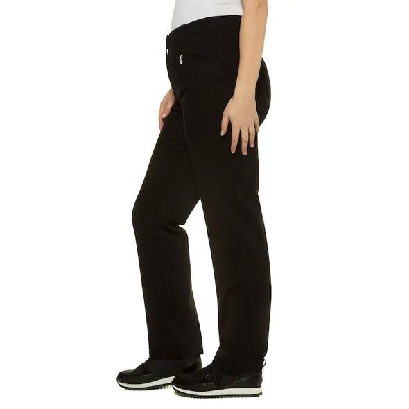 Hose Mony, konisches Bein, Zipptaschen, Stretch
