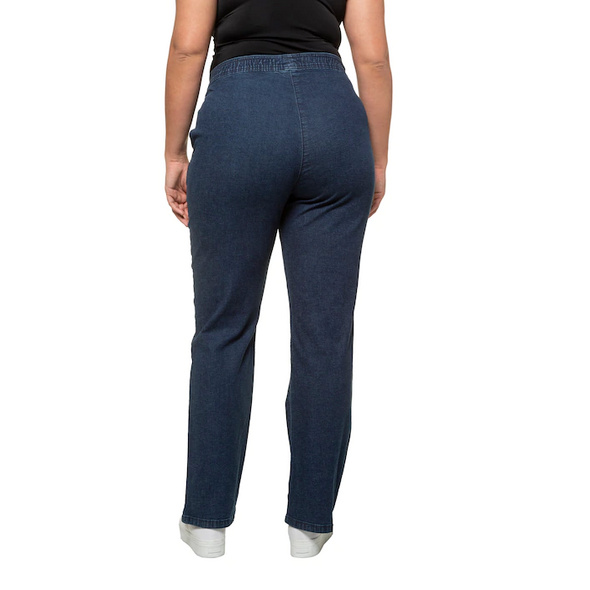 Jeans Mandy, gerades Bein, Elastikbund