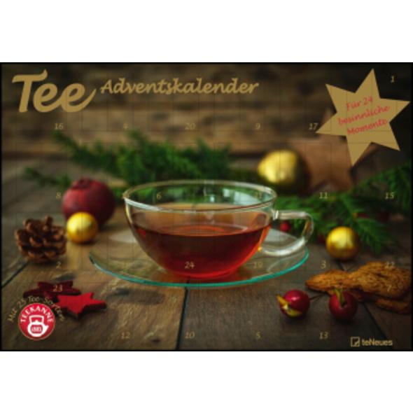 Tee-Adventskalender 2022 - Teekalender - Adventska