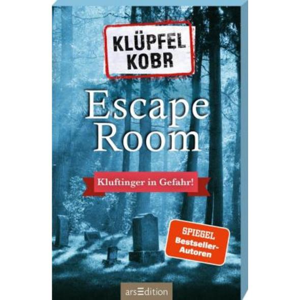Klüpfel Kobr: Kluftinger in Gefahr. Ein Escape-Roo