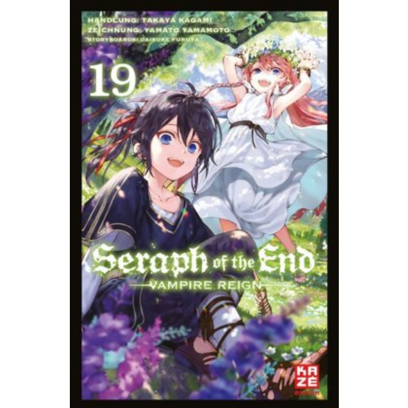 Seraph of the End - Band 19