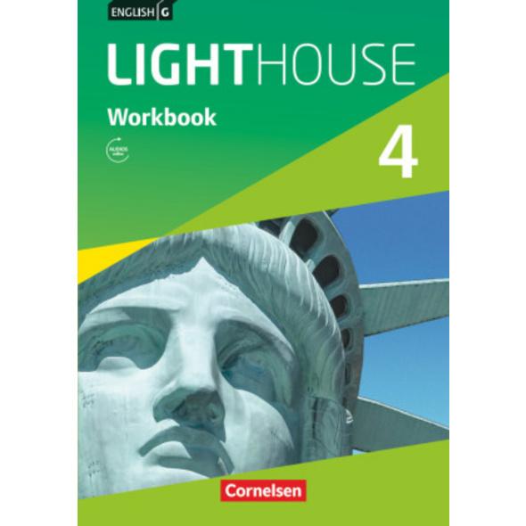 English G LIGHTHOUSE 04: 8. Schuljahr. Workbook mi