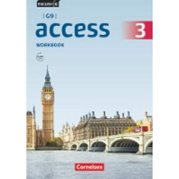 English G Access - G9 - Band 3: 7. Schuljahr - Wor