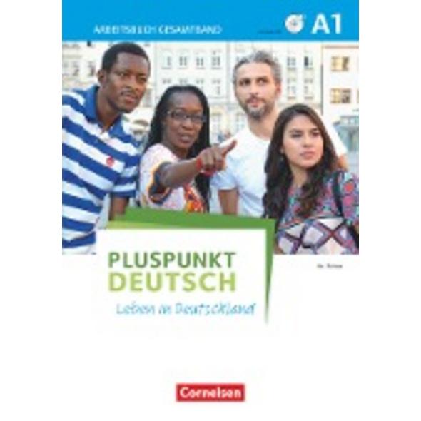 Pluspunkt Deutsch - Leben in Deutschland A1: Gesam