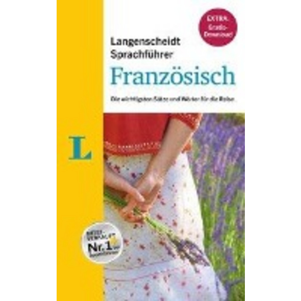Langenscheidt Sprachführer Französisch - Buch inkl