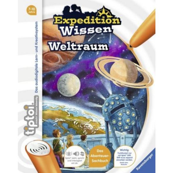 tiptoi  Expedition Wissen: Weltraum