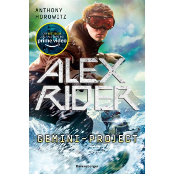 Alex Rider 02: Gemini-Project