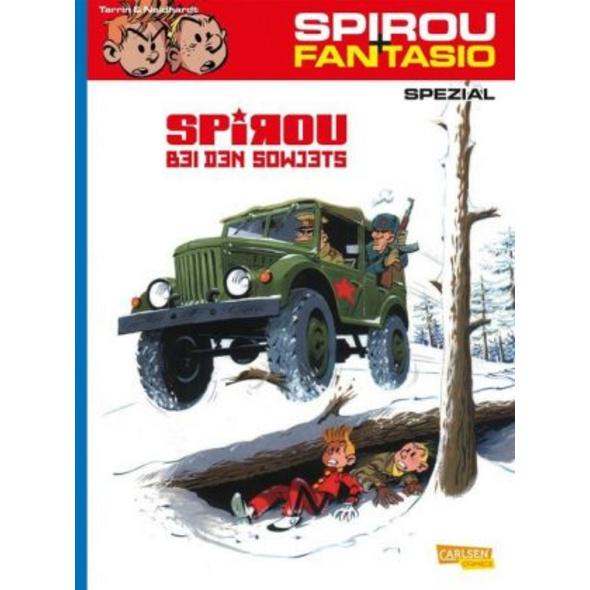 Spirou und Fantasio Spezial 30: Spirou bei den Sow