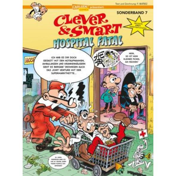 Clever und Smart Sonderband 7: Hospital fatal