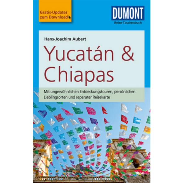 DuMont Reise-Taschenbuch Reiseführer Yucatan   Chi