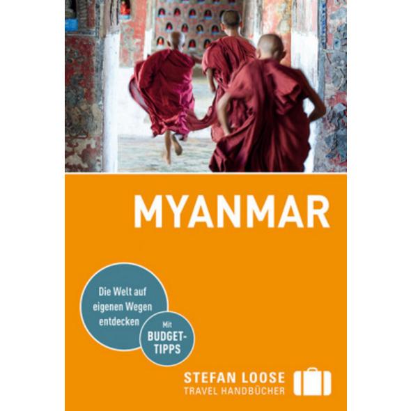 Stefan Loose Reiseführer Myanmar