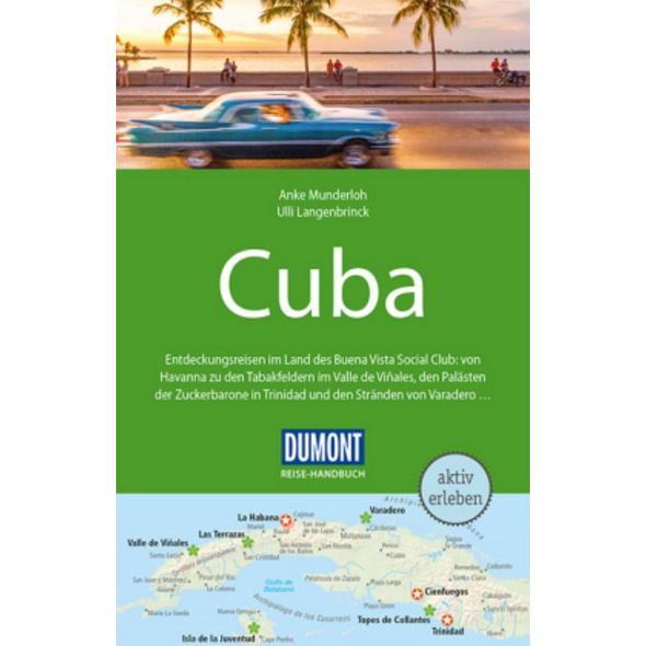 DuMont Reise-Handbuch Reiseführer Cuba