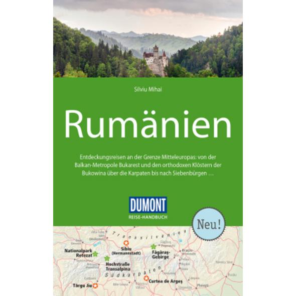 DuMont Reise-Handbuch Reiseführer Rumänien