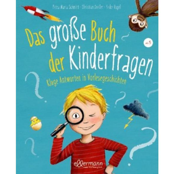 Das große Buch der Kinderfragen