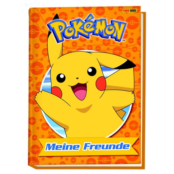 Pokémon: Meine Freunde
