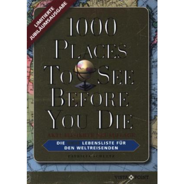 1000 Places To See Before You Die - Limitierte übe