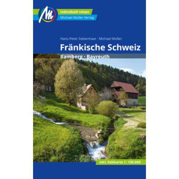 Fränkische Schweiz Reiseführer Michael Müller Verl