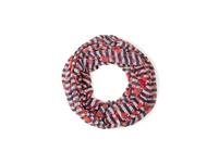 Loop, Streifen, Blütenmuster