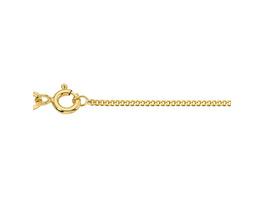 Collierkette, Gold 333