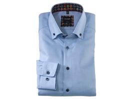 OLYMP Luxor Hemd, modern fit, Button-down