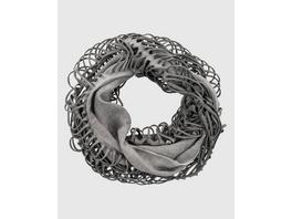 Cool dyed Loop in Grau