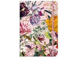 Notizbuch A5 Blumengruß