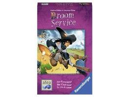 Broom Service Kartenspiel