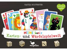 Meine bunte Karten- und Würfelspielwelt