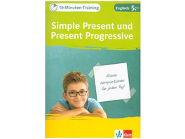 10-Minuten-Training Simple Present und Present Pro