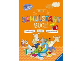 Mein Schulstart-Buch