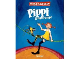 Pippi Langstrumpf  farbig