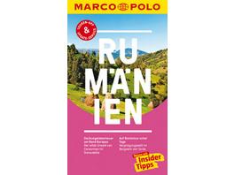 MARCO POLO Reiseführer Rumänien